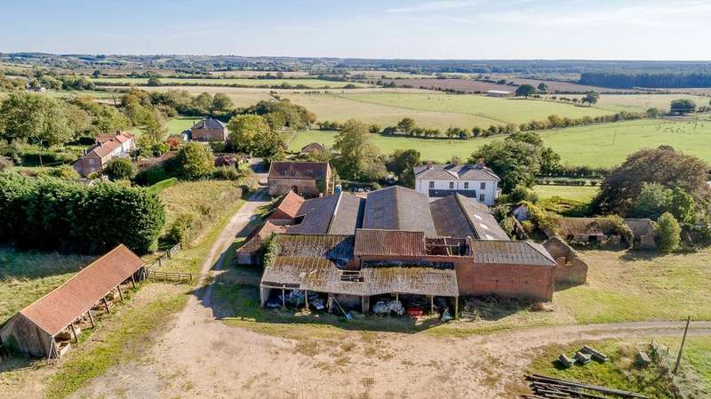 Plot Commercial for sale in Walesby House Barns, Rasen Road, Walesby, Market Rasen, LN8
