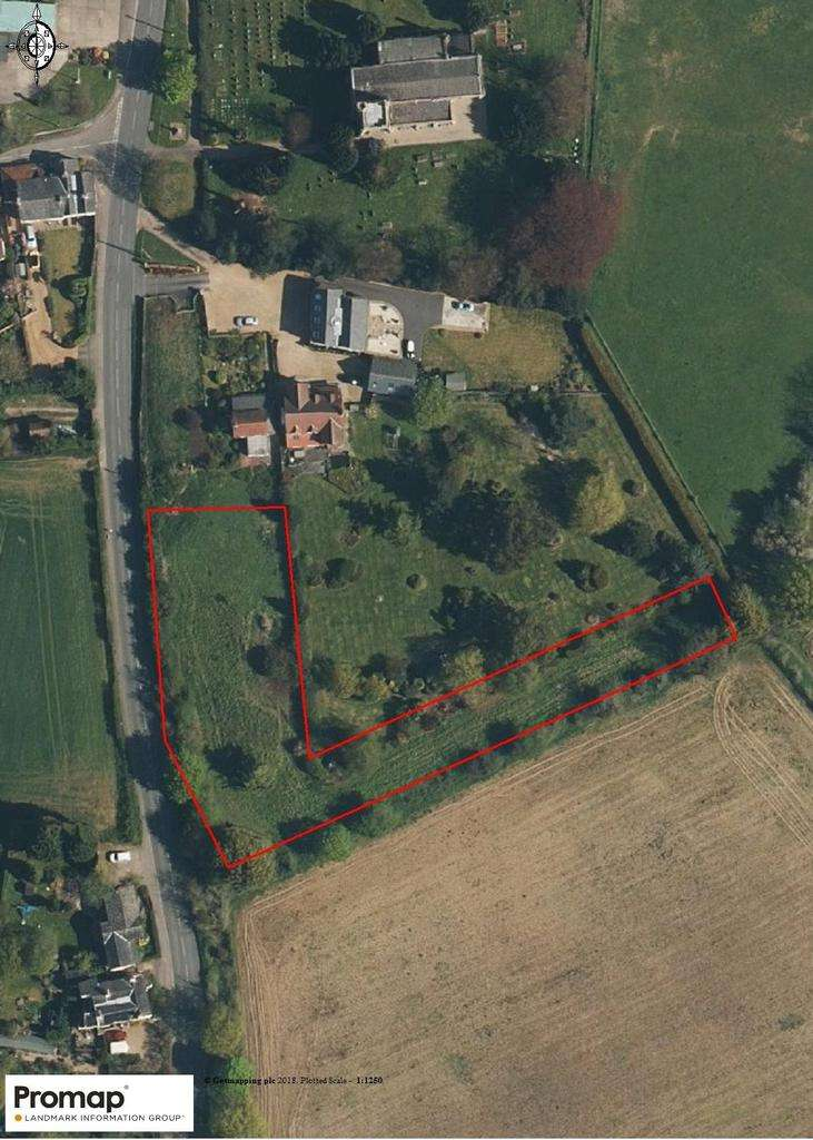 Land Commercial for sale in Land At Church Hill, Holbrook, Ipswich, IP9