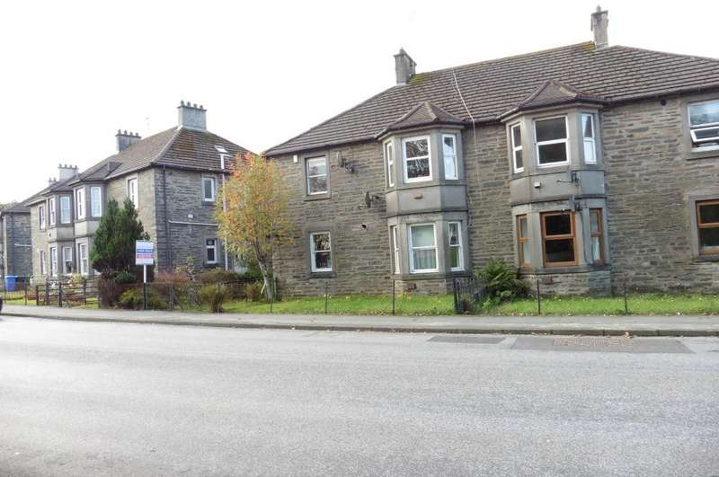 2 Bedrooms Flat for sale in 18 Arthur Terrace, Dunoon, PA23 7RP