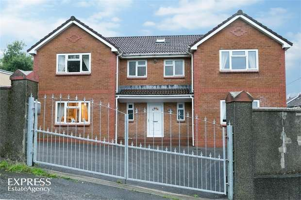 3 Bedrooms Detached House for sale in Thomas Street, Penygraig, Tonypandy, Mid Glamorgan