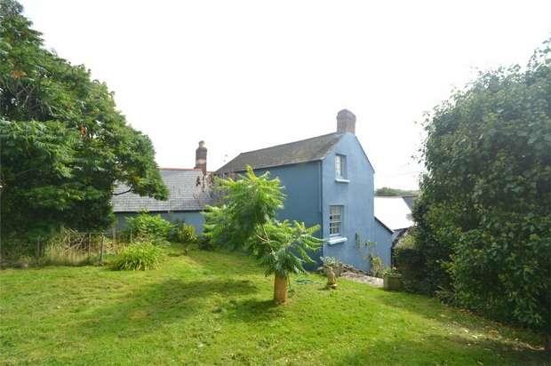 4 Bedrooms Cottage House for sale in Myrtle Street, Appledore, Bideford, Devon