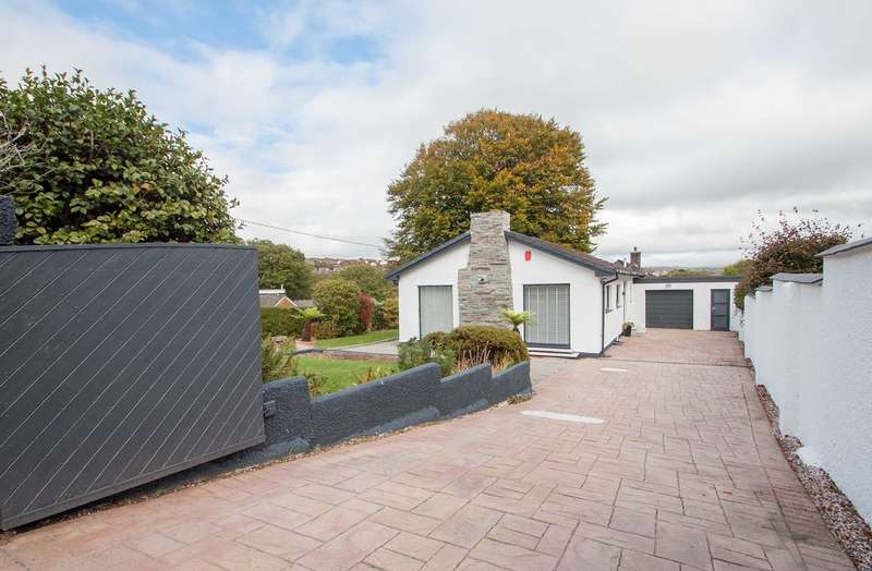 3 Bedrooms Detached Bungalow for sale in Glenholt, Plymouth