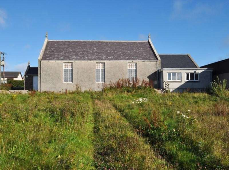 2 Bedrooms Bungalow for sale in Watersound, Burray, Orkney