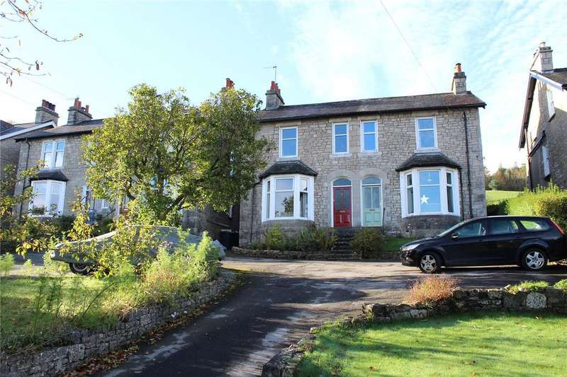 4 Bedrooms Semi Detached House for sale in 122 Windermere Road, Kendal, Cumbria