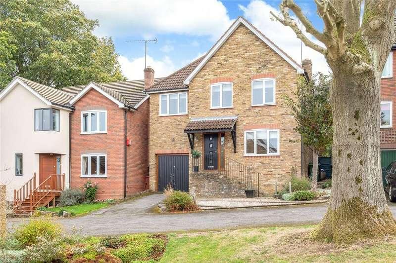 5 Bedrooms Detached House for sale in Ashlyns Court, Berkhamsted, Hertfordshire, HP4