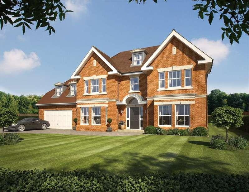 5 Bedrooms Detached House for sale in Devenish Lane, Sunningdale, SL5