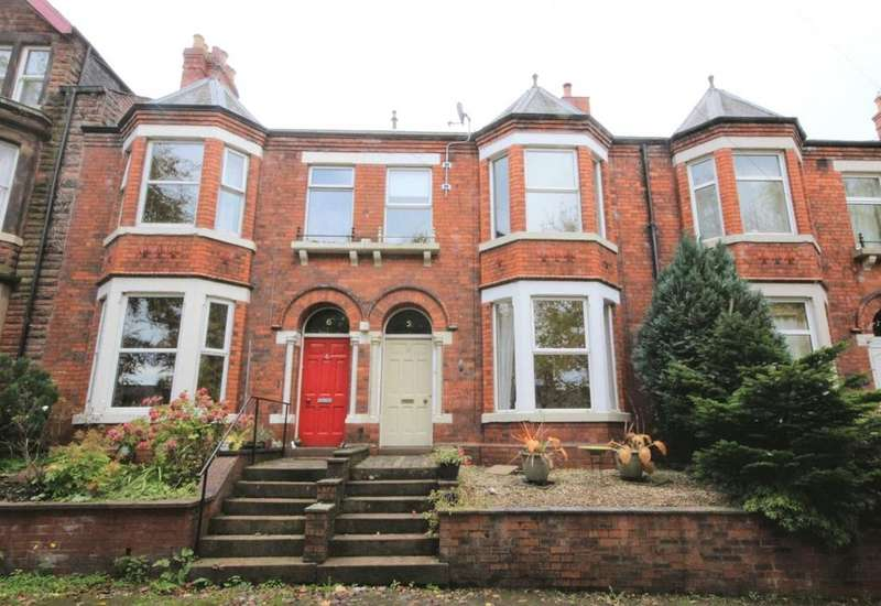 4 Bedrooms Terraced House for sale in 5 Chertsey Mount, Carlisle, Cumbria