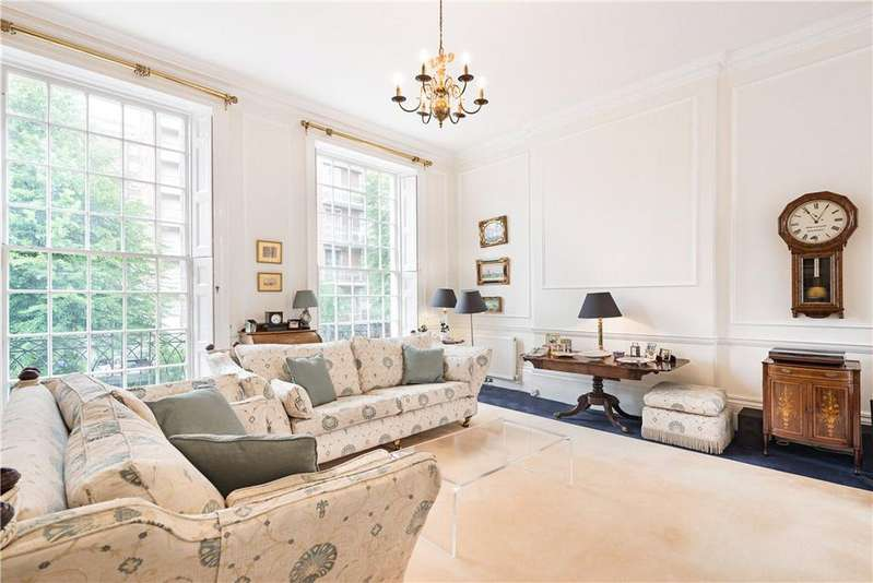 6 Bedrooms Terraced House for sale in Montagu Street, Marylebone, London, W1H
