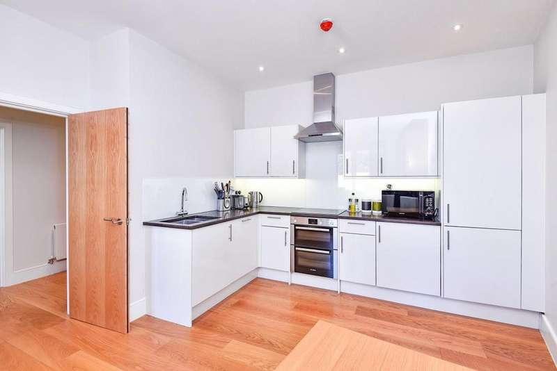 1 Bedroom Flat for sale in Askew Road, Shepherds Bush