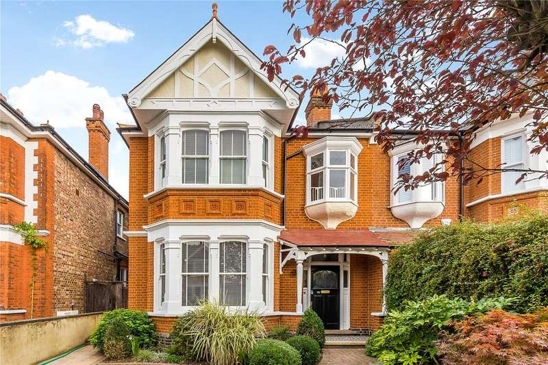 6 Bedrooms Semi Detached House for sale in Montague Gardens, West Acton, London, W3