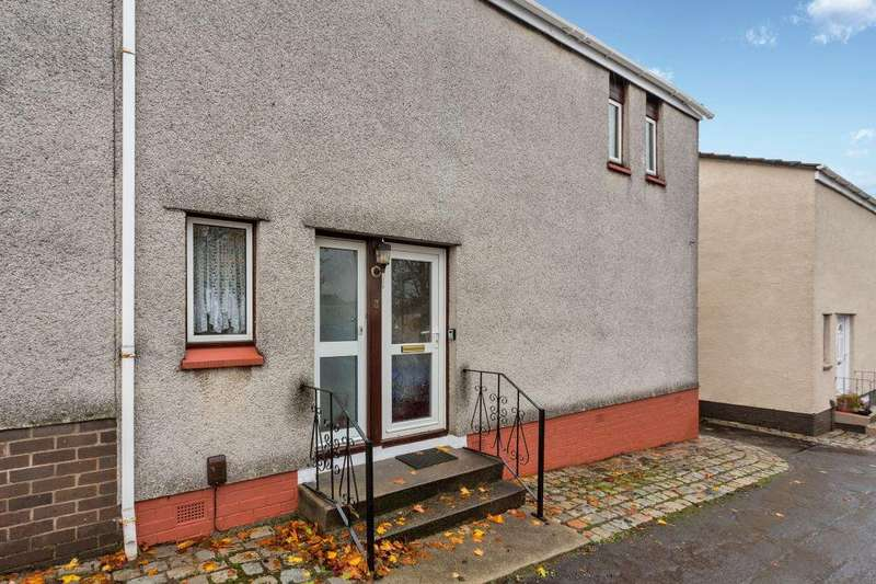 3 Bedrooms End Of Terrace House for sale in 3 Douglas Crescent, Erskine, PA8 6BH