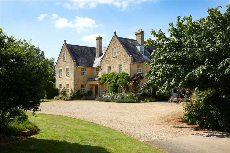 6 Bedrooms Farm House Character Property for sale in Chipping Norton Road, Hook Norton, Banbury, Oxfordshire, OX15