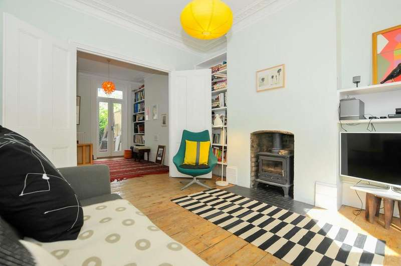 4 Bedrooms Terraced House for sale in Oldfield Road, London
