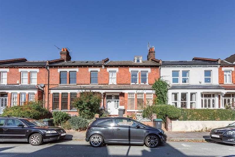 3 Bedrooms Maisonette Flat for sale in Addington Road, Stroud Green