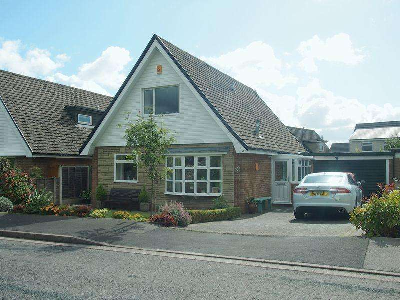 4 Bedrooms Detached House for sale in Borwick Close, Warton, Carnforth