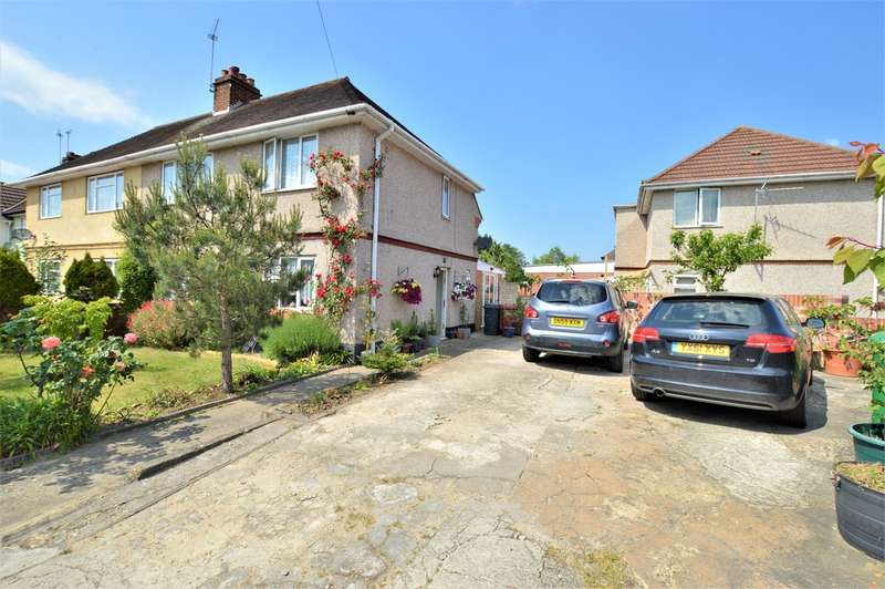 3 Bedrooms Semi Detached House for sale in Belgrave Road, Slough SL1