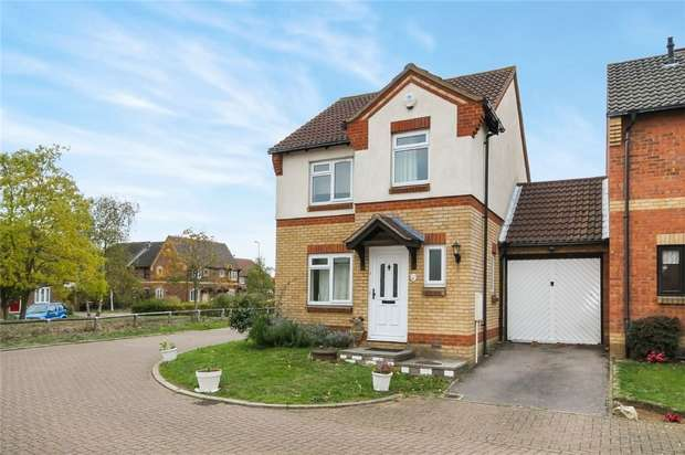 3 Bedrooms Detached House for sale in Atherstone Abbey, Bedford