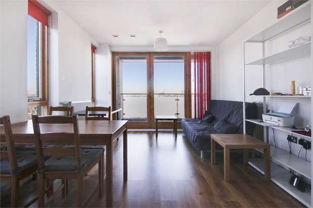 1 Bedroom Flat for sale in Fortius House, Capworth Street, London