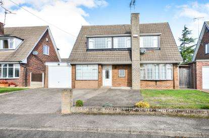 3 Bedrooms Bungalow for sale in Mansfield Road, Edwinstowe, Mansfield, Notts