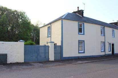 3 Bedrooms End Of Terrace House for sale in Low Barholm, Kilbarchan