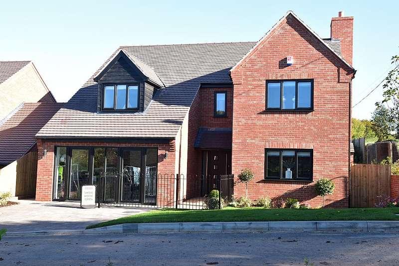5 Bedrooms Detached House for sale in Plot 14, Haughton Lane, Morville, Bridgnorth, West Midlands, WV16 4RJ