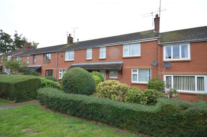 3 Bedrooms Terraced House for sale in Caernarvon Road, Keynsham, BS31