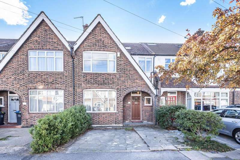 5 Bedrooms Terraced House for sale in Firstway, Raynes Park