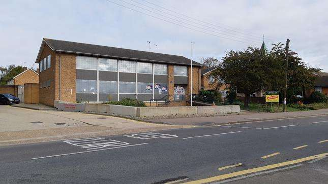 Land Commercial for sale in London Road, Wickford, Essex, SS12 0AN