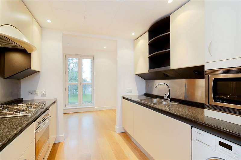 3 Bedrooms Flat for sale in Eaton House, 38 Westferry Circus, Limehouse, London, E14