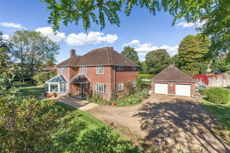 4 Bedrooms Detached House for sale in Easebourne, Midhurst, West Sussex, GU29