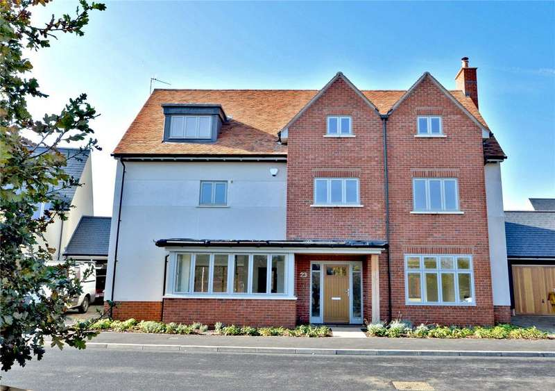 5 Bedrooms Detached House for sale in Gillon Way, Radwinter, Nr Saffron Walden, Essex, CB10