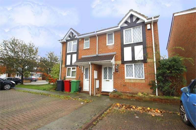 2 Bedrooms Semi Detached House for sale in Maplin Park, Langley, Berkshire
