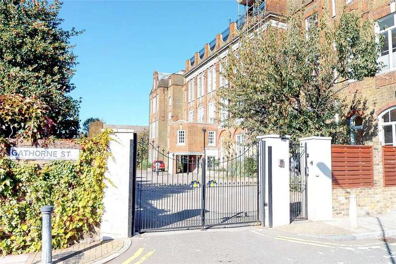3 Bedrooms Penthouse Flat for sale in Bow Brook House, Gathorne Street, London, E2