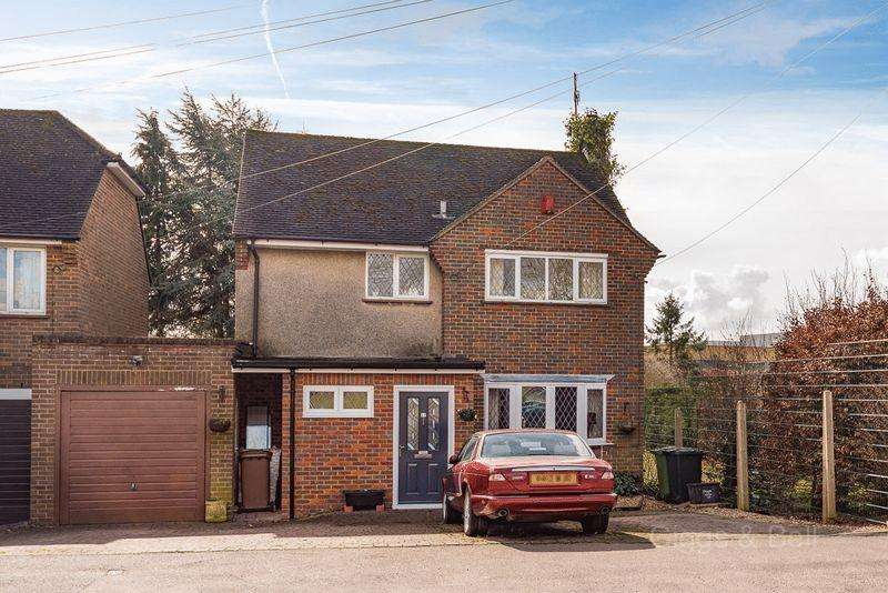 3 Bedrooms Detached House for sale in Bushmead Road, Luton