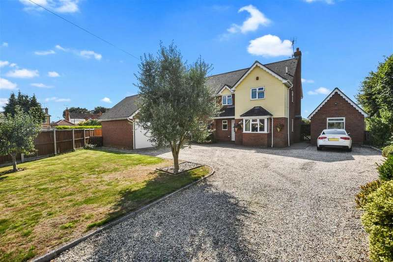 5 Bedrooms Detached House for sale in Station Road, Hatfield Peverel, Chelmsford