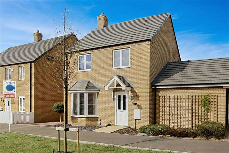 3 Bedrooms Detached House for sale in Thillians, Cranfield, Bedford