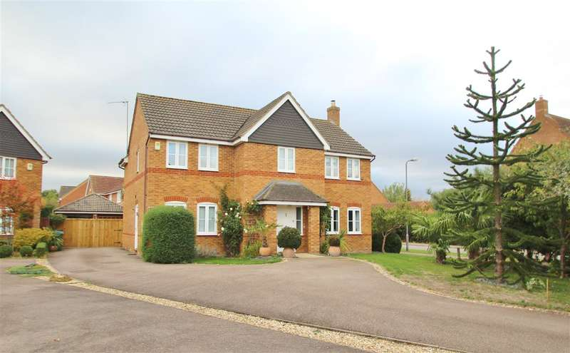 5 Bedrooms Detached House for sale in Tudors Close, Calvert Green