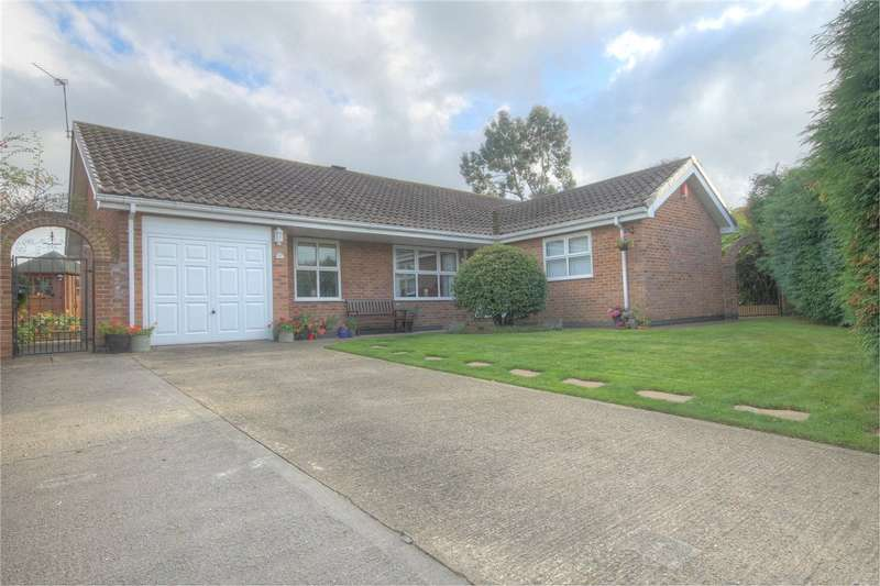 3 Bedrooms Detached Bungalow for sale in Grangeside, Redworth, Darlington, DL5