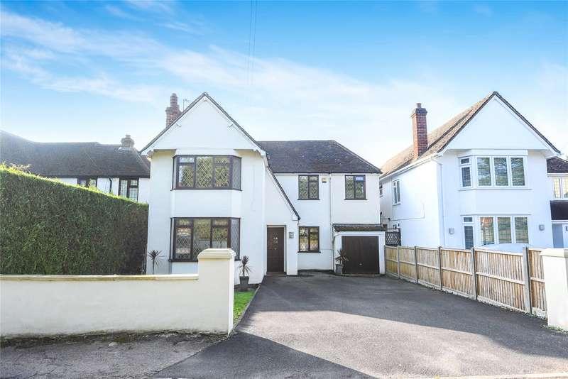 4 Bedrooms Detached House for sale in Wokingham Road, Earley, Reading, Berkshire, RG6