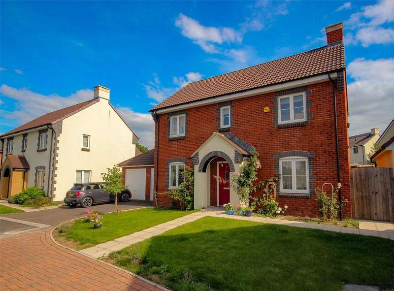 4 Bedrooms Detached House for sale in The Rosary, Stoke Gifford, Bristol, BS34