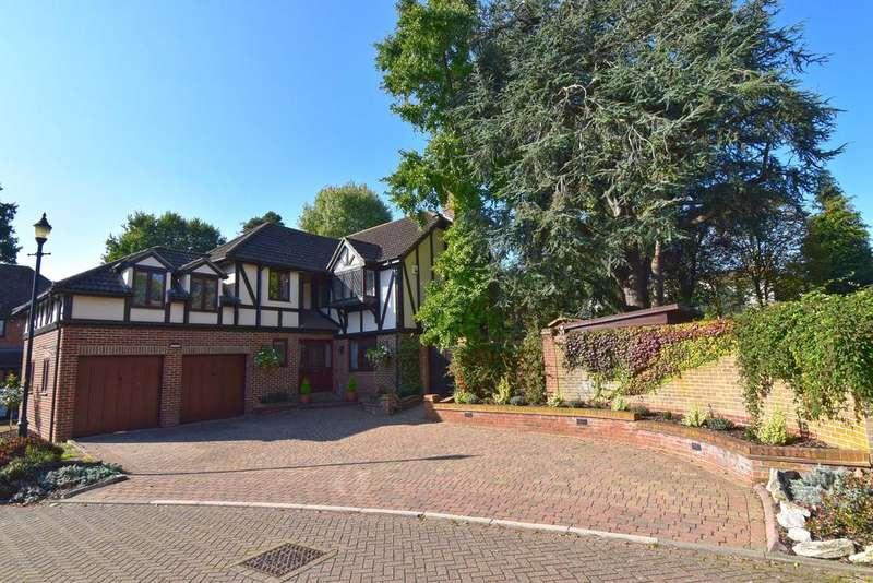 6 Bedrooms Detached House for sale in Off Bell Lane, Broxbourne EN10