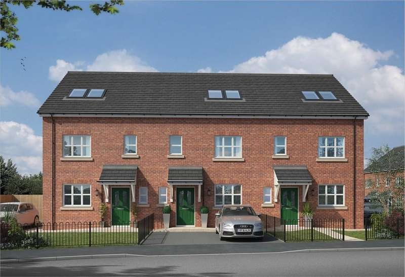 4 Bedrooms Mews House for sale in Plot 2 Clock Tower View, Wellington Road