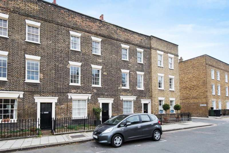 3 Bedrooms Terraced House for sale in Walcot Square, Kennington