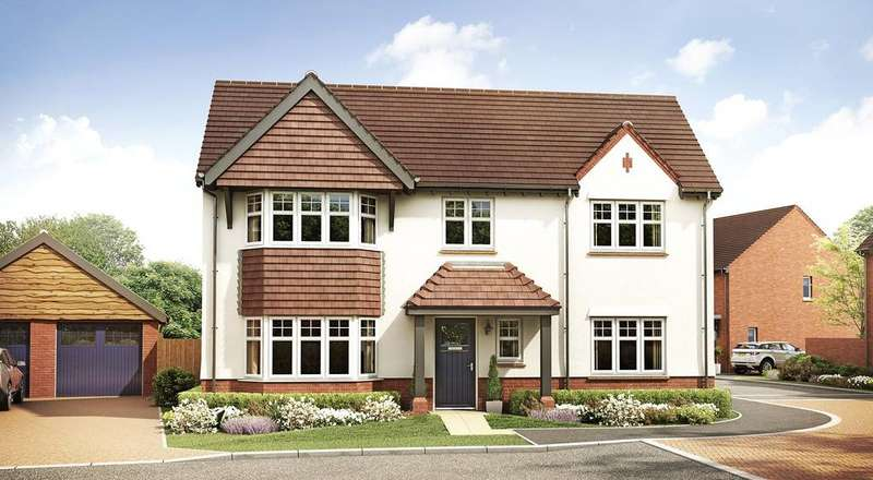 4 Bedrooms House for sale in Forest Road, Waltham Chase, Southampton, Hampshire, SO32
