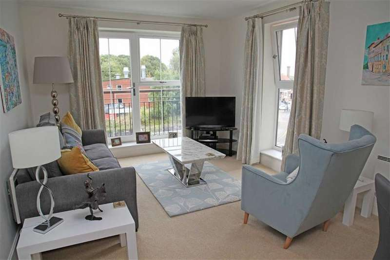 1 Bedroom Apartment Flat for sale in Avon House, Welland Place, Market Harborough