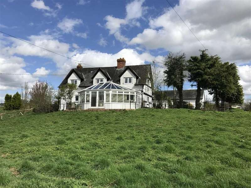 4 Bedrooms Detached House for sale in BREINTON, Breinton Hereford, Hereford