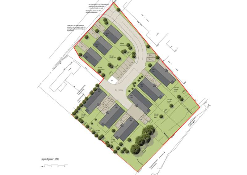 Land Commercial for sale in Cats Lane, Great Cornard, Sudbury, CO10