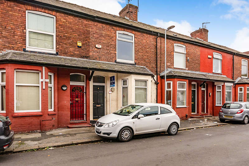 2 Bedrooms Terraced House for sale in Mildred Street, Salford, M7