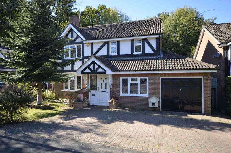 4 Bedrooms Detached House for sale in Ullswater Avenue, West End, Southampton, SO18