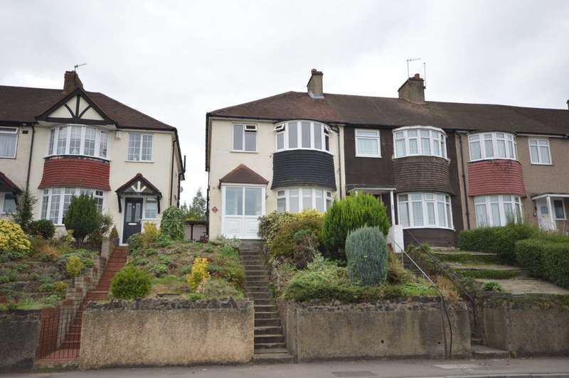 3 Bedrooms End Of Terrace House for sale in Abbey Road, Belvedere